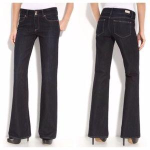 Paige Hidden Hills Memphis Boot Cut Jeans Sz 30